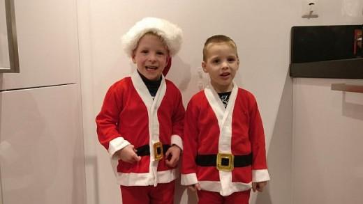 Sinterklaas, Kerst, minivakantie en 2018!
